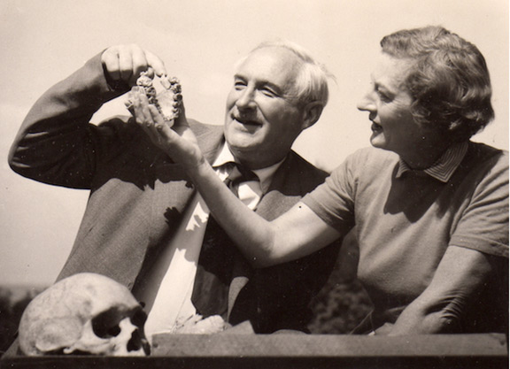Louis and Mary Leakey