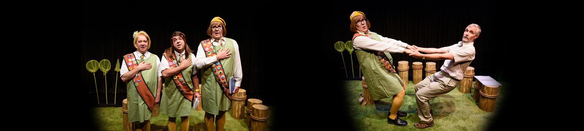 Northern Light Theatre | Flora & Fawna's Fieldtrip with Fleurette