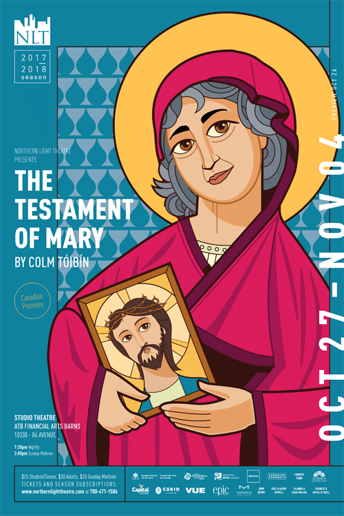 Northern Light Theatre | The Testament of Mary